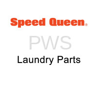 Speed Queen Parts - Speed Queen #F607335 Washer COVER REAR GALV UF85