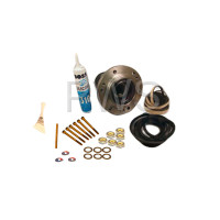 Unimac Parts - Unimac #F747002 Washer KIT TRUNNION UC27/35 2SP C30