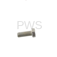 IPSO Parts - Ipso #M400043 Washer/Dryer SCREW HX CAP 3/8-16X1.00 INCH