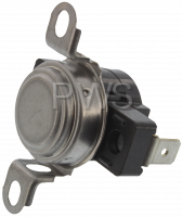 Cissell Parts - Cissell #M411404 Dryer THERMOSTAT STOVE LIMIT-SPST
