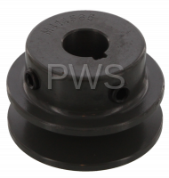 Cissell Parts - Cissell #M414565 Dryer PULLEY 2.2 OD 5/8 BORE
