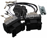 Unimac Parts - Unimac #M4919P3 Dryer KIT ELEC.HEAT DP-IEC CONTACTOR
