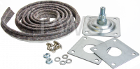 Cissell Parts - Cissell #M4961P3 Dryer KIT TRUNNION AND SEAL 25/30