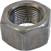 Huebsch Parts - Huebsch #TU3537 Dryer NUT HEX FULL 1-14X1-1/2F