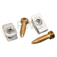 Maytag Parts - Maytag #204445 Washer/Dryer Screw And Fastener Assembly