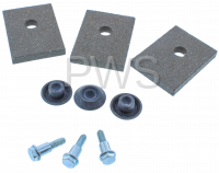 Huebsch Parts - Huebsch #548P3 Washer KIT BRAKE PAD & SCREWS