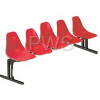 Sol-O-Matic - Sol-O-Matic CMD-5 Fiberglass Modular Seating w/o Tables