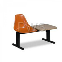 Sol-O-Matic - Sol-O-Matic CMD-2T Fiberglass Modular Seating with Tables