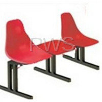 Sol-O-Matic - Sol-O-Matic CMD-3T Fiberglass Modular Seating with Tables