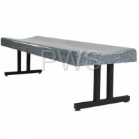 Sol O Matic BFS 48 Fiberglass Indoor U0026 Outdoor Benches