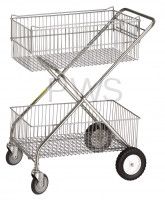R&B Wire Products - R&B Wire 500 Deluxe Utility Cart