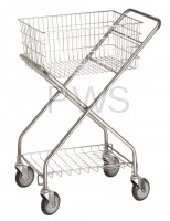 R&B Wire Products - R&B Wire 501 Standard Utility Cart