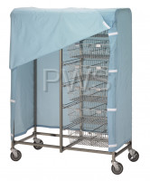 R&B Wire Products - R&B Wire 1051 Cover for 1012 and 1014 Resident Item Carts