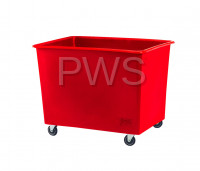 R&B Wire Products - R&B Wire 4616BL 16 Bushel Economy Poly Truck