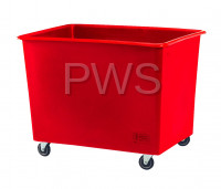 R&B Wire Products - R&B Wire 4620BL 20 Bushel economy Poly Truck