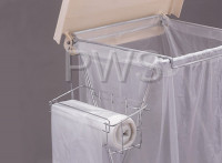 R&B Wire Products - R&B Wire 605 Accessory Basket for 697 & 698 Wire Hampers