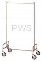"R&B Wire Products - R&B Wire 703 36"" Single Garment Rack"