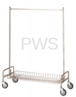 R&B Wire Products - R&B Wire 781 Basket Shelf for 703 Garment Rack