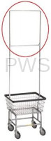 R&B Wire Products - One Piece Rack Extender for 58 Rack