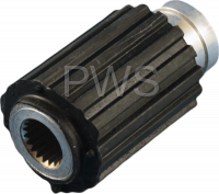 GE Parts - GE #WH1X1944 Washer Agitator coupling, for 20 spline
