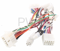 Huebsch Parts - Huebsch #613P3 Dryer KIT WIRE HARNESS-MICRO