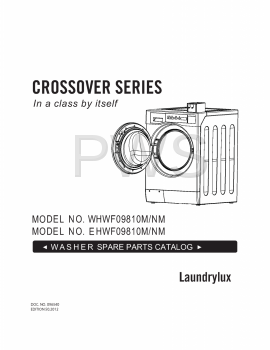 Wascomat Parts - Diagrams, Parts and Manuals for Wascomat EHWF09810M/NM Washer