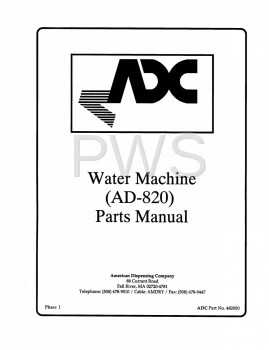 American Dryer Parts - Diagrams, Parts and Manuals for American Dryer AD-820 Dryer
