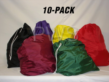"Miscellaneous Parts - DURABAG Laundry Bag - Assorted Colors (30"" x 40"") - 10 PACK"