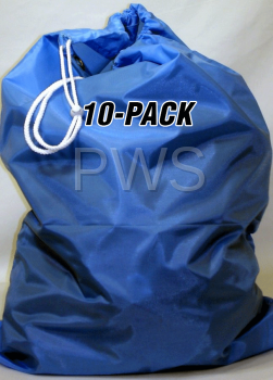 "Miscellaneous Parts - DURABAG Laundry Bag - Royal Blue (30"" x 40"") - 10 PACK"