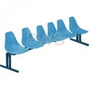 Sol-O-Matic - Sol-O-Matic ABS-6 Modular Seating Unit without Table Tops
