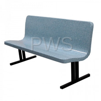 Sol-O-Matic - Sol-O-Matic BFD-72 Fiberglass Indoor & Outdoor Benches