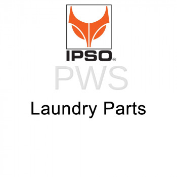 IPSO Parts - Ipso #140/00007/00P Washer PANEL SIDE SS IPSO WITH X EMBOSSMENT