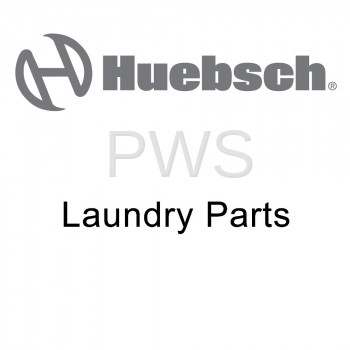 Huebsch Parts - Huebsch #131/00004/00 Washer DOOR HF234-575