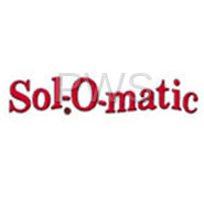 Sol-O-Matic - Sol-O-Matic SST-245-B Stainless Steel Work Table with Backsplash