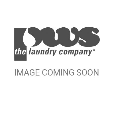 R&B Wire Products - R&B Wire #96B Economy Laundry Cart/Chrome Basket on Wheels