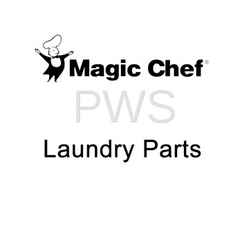 Magic Chef Parts - Magic Chef #503756W Dryer Assembly, Blkhd Front CO