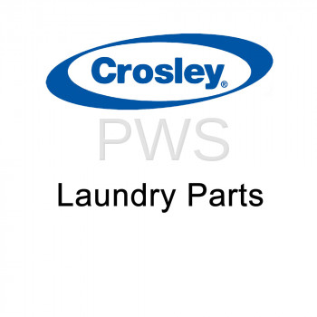 Crosley Parts - Crosley #22004496 Washer/Dryer Front Panel, Washer-Gray As Pack