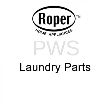 Roper Parts - Roper #W10409320 Washer Panel, Rear Console Cover