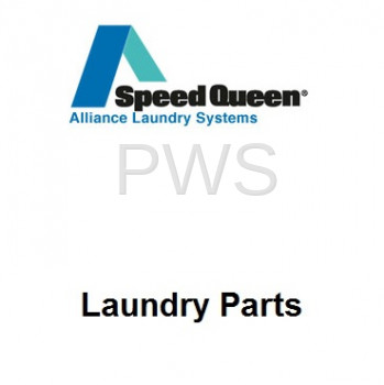 Speed Queen Parts - Speed Queen #510289W Dryer ASSY DOOR LINER & SEAL-WHT