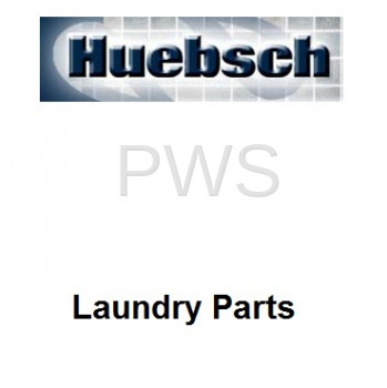 Huebsch Parts - Huebsch #F420708 Washer NIPPLE BLK 1/2 X 2 1/2