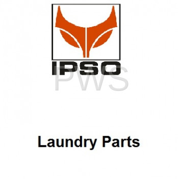 IPSO Parts - Ipso #F421336 Washer NIPPLE SS OD1.9MPTXOD1.5GRVD