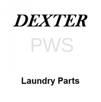Dexter Parts - Dexter #9960-256-021P Dryer Door Assy. White