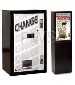 Standard Changer Equipment - Standard MC700 Bill to Coin Changer (Front Load for Change or Tokens)