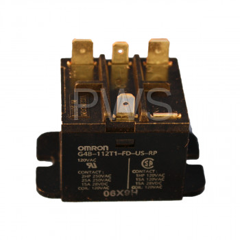 American Dryer Parts - American Dryer #131814 115VAC MOTOR CONTROL RELAY