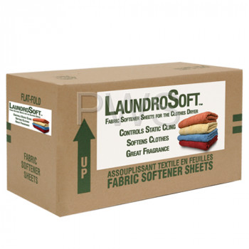 Miscellaneous Parts - LaundroSoft Bulk Fabric Softener Sheets