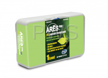 Ares Liquid Coin Laundry Detergent Vend Size (3.2 oz Green) - Laundromat