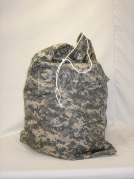 Miscellaneous Parts - Digital Camo Laundry Bag