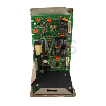 Dexter Parts - Dexter #9857-147-001P Dryer Controls Assy, Electronic Mounted With Membrane Switch