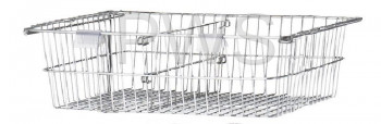 R&B Wire Products - R&B Wire 1007 Replacement Basket w/Adjustable Divider