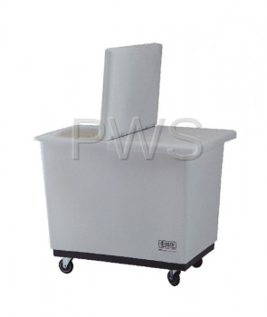R&B Wire Products - R&B Wire 4614/16HL Hinged Poly Cover to fit 414, 416, 4614, 4616, 4614BL & 4616